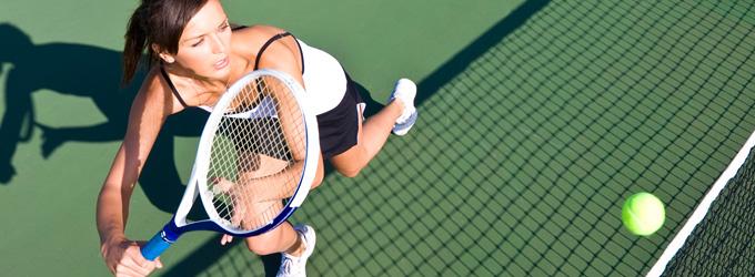 kontaktne leče za šport