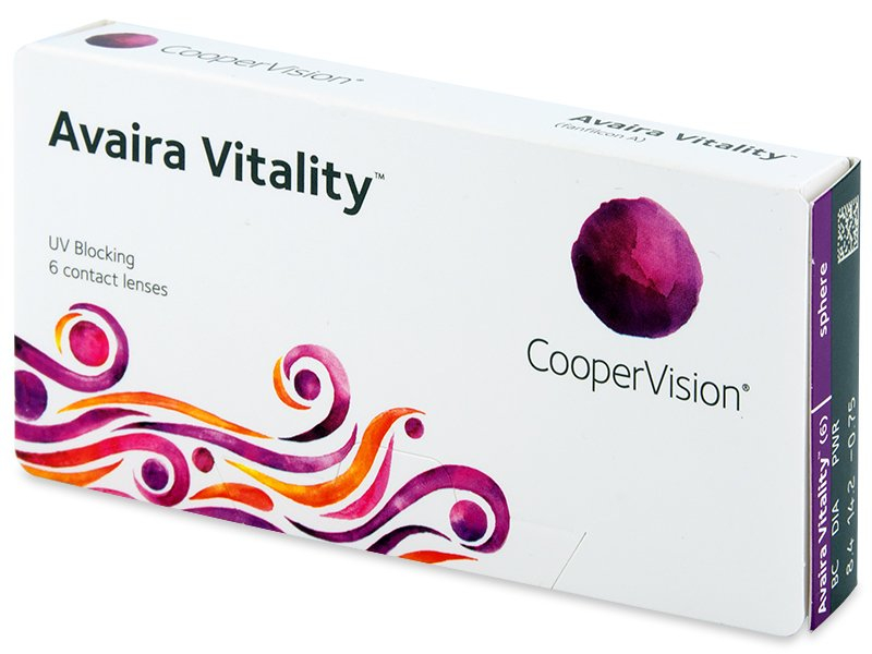 Avaira Vitality (6 leč)