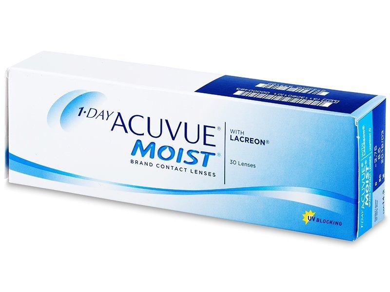 1 Day Acuvue Moist (30leč)