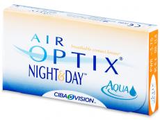 Air Optix Night and Day Aqua (6leč)